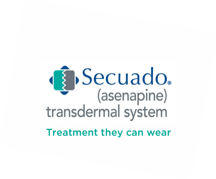 secuado treatment they can wear patch