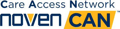 care access network noven can logo