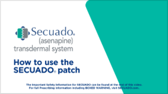 how to use the secuado patch banner image